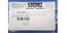 Karl Storz 26348A-L Tissue Clip, Long, For Use With 26348 Laparoscopy Trainer