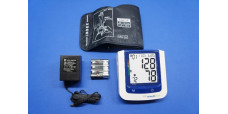 HealthSmart Blood Pressure Monitor with AC Adapter