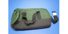 Elite Medical Oxygen Bag Green Clamshell Zipper 21 in x 8.5 in x 8.5 in