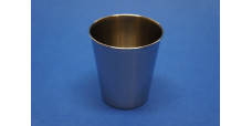 Vollrath 68470 Cup Solution Corrosion-Resisting Steel 7 oz ~ Lot of 4
