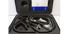 Olympus CF-140S Sigmoidoscope Endoscope Endoscopy w/case & Accessories