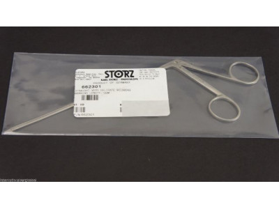 Karl Storz 662301 Straight Very Delicate Scissors Working Length 15cm