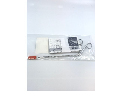 Karl Storz 663227 Forceps, 45degree Upturned, Width 1.8 mm, Working Length 18 cm