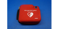 Philips Heart Start Home Defibrillator W/ Carry Case