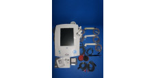 Chattanooga Vectra Pro2 Ultrasound Physical Therapy Controller ~ 5 Applicators
