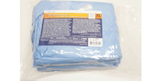Kimberly-Clark 69987 KC200 Isolation Gown XL ~ 10 Packs of 10 (100 gowns)
