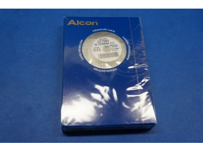 Alcon CZ70BD Intraocular Lens 15.0D, Length 12.5mm, Optic 7.0mm (x)