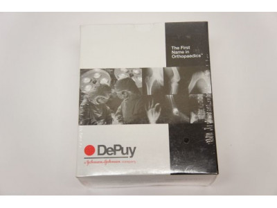 97-0475 ~ DePuy Tibial Insert Fixed Bearing Curved Plus 20mm (x)