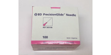 BD 305196 PrecisionGlide Ndle 18g x 1 1.2mm x 40mm Sterile Box of 100