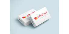 Wright Medical 86MX-5X05 GRAFTJACKET MAXIMUM FORCE, NON-MESHED, THICK 5CM X 5CM ~ Short Date