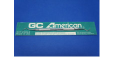 American Dental Curette Periodontal Mccall 13s&14s Cres 6.625-6.875inch