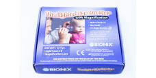 BIONIX EL-02220 Laghted Ear Curette With Magnification - Pack of 50
