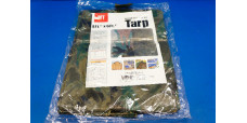 HFT 46409 Camouflage All Purpose/Weather Resistant Tarp 6 in. x 6 in.