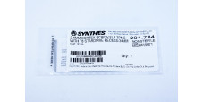 Synthes 201.784 2.4mm CORTEX SCREW SLF-TPNG WITH T8 STARDRIVE RECESS-34MM