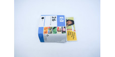 HP 51626A HP 26 Genuine Black Ink Cartridge