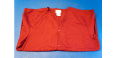 CABVI 6532-00-NIB-0020 Red Patient Pajama, Large Mens Tops ~ Pack of 24