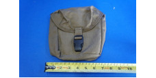 USMC IFAK Coyote Individual First Aid Kit Utility Pouch USGI