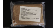 """ELWYN DRESSING FIRST AID FIELD CAMOUFLAGE 11-3/4"""" SQUARE ~ LOT OF 4"""