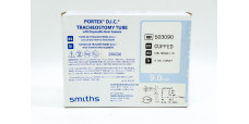 Smiths Medical 503090 Portex DIC Tracheostomy Tube, Cuffed 9.0mm (x)