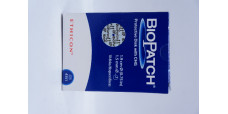 Ethicon 4151 BioPatch Protective Disk with CHG 1.9cm, 1.5cm (x) - Box of 10